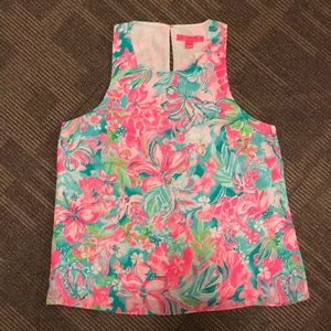 Lilly Pulitzer Top Size L
